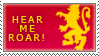 House Lannister Stamp by asphycsia