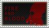 House Targaryen Stamp by asphycsia