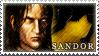 Sandor Clegane Stamp by asphycsia