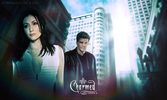 Charmed Season 8 - Prue by ShiningAllure