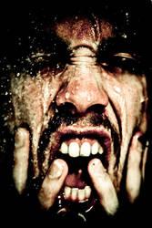Shower Scream by Dilznacka