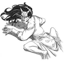 Teen Wolf reboot - Kira by Asanbonsam
