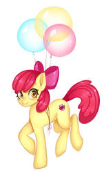 Apple Bloom by Pink-pinktooth