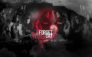 forget yesterday by thaispm2