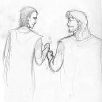 Asgardian Fist Bump by Salzburger89