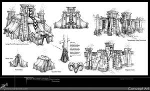 Random Structure Concepts by RynoZebz
