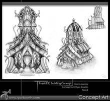 Ilvari Structure Concepts 2 by RynoZebz