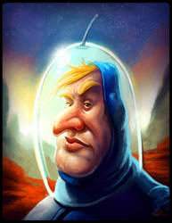 Spaceman by RynoZebz