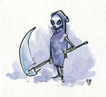 Elegant Reaper by lepetitgroin