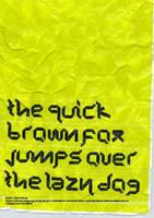 TuYo' font by creatorium