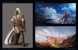 Assassin's Creed Brasil by atlony