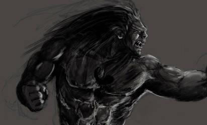 Uruk-hai by arowell