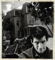 Norman Bates by smalltownhero