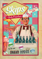 Skips Soda Fountain by smalltownhero