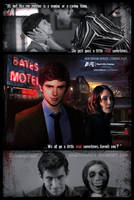 Bates Motel tv show by smalltownhero