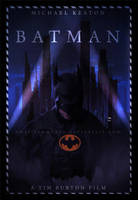 Batman 1989 by smalltownhero