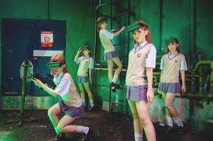 Misaka sister by ShineUeki33