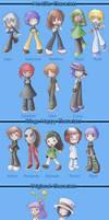 LOP Chibi Character Sheet by Loverofpiggies
