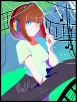 SS: kitsuneserena by Pudp0n