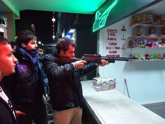 Sharp Shooter by sakhar