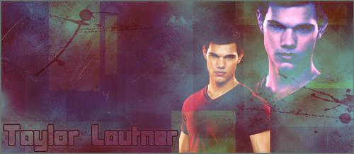 Taylor Lautner Sig by sakhar