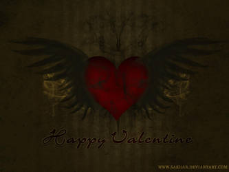 Valentine by sakhar