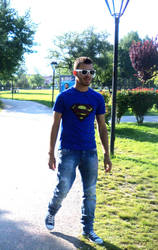 Super Man Is Back by sakhar