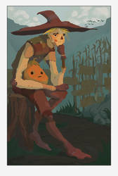 Scarecrow by betcherow