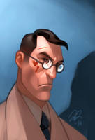 Medic needs a Bandate by vilssonify