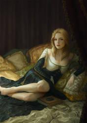 Sylvia Ashwood by InaWong