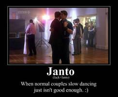 Janto by BloodRose1993