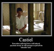 Castiel by BloodRose1993