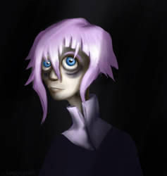 Crona by clumsyclown