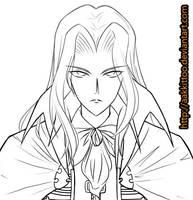 Alucard linear by aakkittoo
