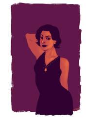 Colours Game : Regina Mills by floangel