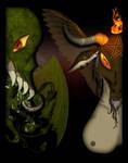 False Gods by AnarchicQ
