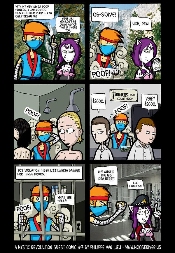 Mystic Revolution GuestComic 7 by nick15
