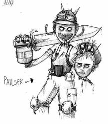 Pailser, Giraniten General by nick15