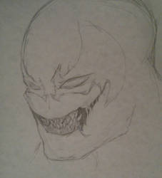 The Venom Spawn-WIP by BitchinViagra