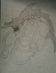 Sharktopus-Nightmare Series by BitchinViagra