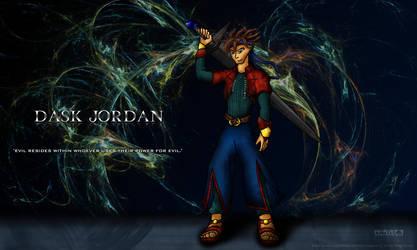 Dask Jordan by Gerf