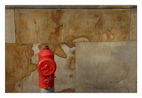 Hydrant and Sandstone by Nokturnalia