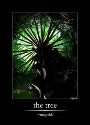 the tree by magickk