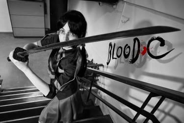 Black blood by VickyYunKamiya