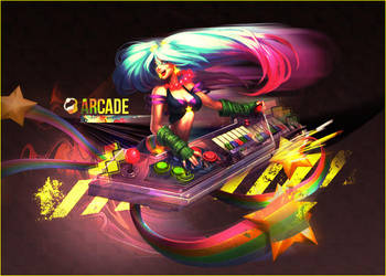 ARCADE TIME! by eugegfx