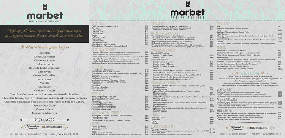 Marbet Fusion Cuisine by eugegfx