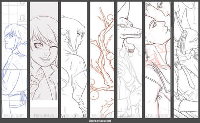 WIP December by Lineith