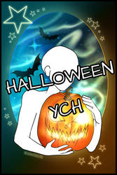 Halloween YCH CLOSED by TheCoconutChild1