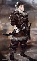 Mercenary by ClaudioPilia