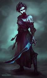 Demon Hunter by ClaudioPilia